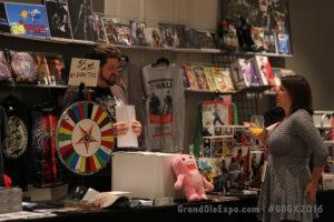 Vendor at Music City Multi Con - Nashville Comic Con