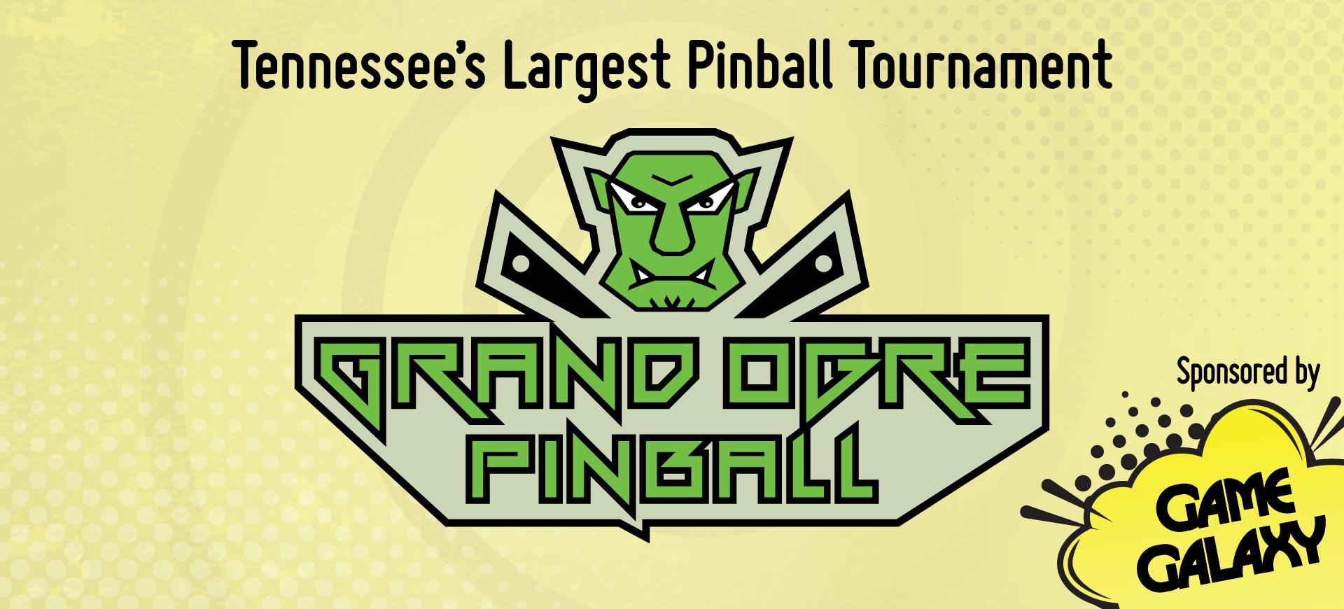 Grand OGRE Pinball Tournament