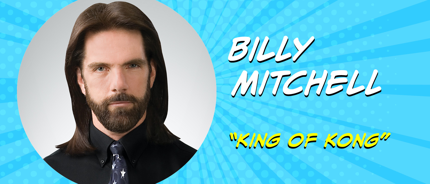 Music City Multi Con Guest - Billy Mitchell