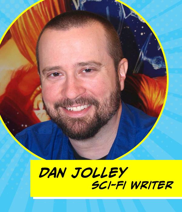 Music City Multi Con Guest - Dan Jolley