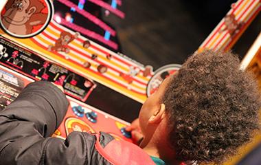 Arcade at Music City Multi Con