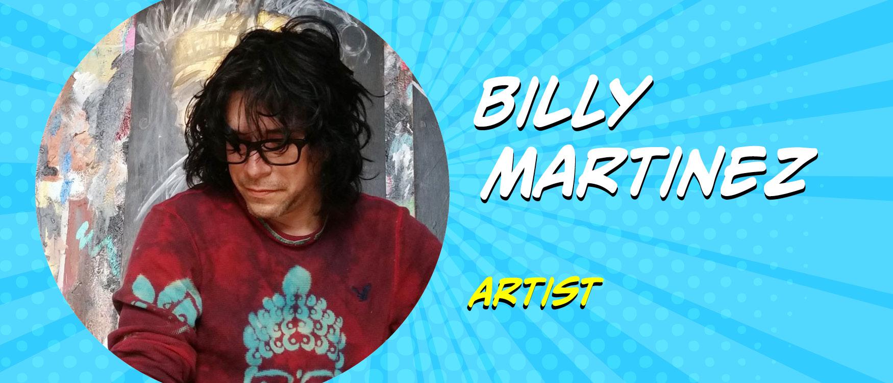 Music City Multi Con Guest - Billy Martinez