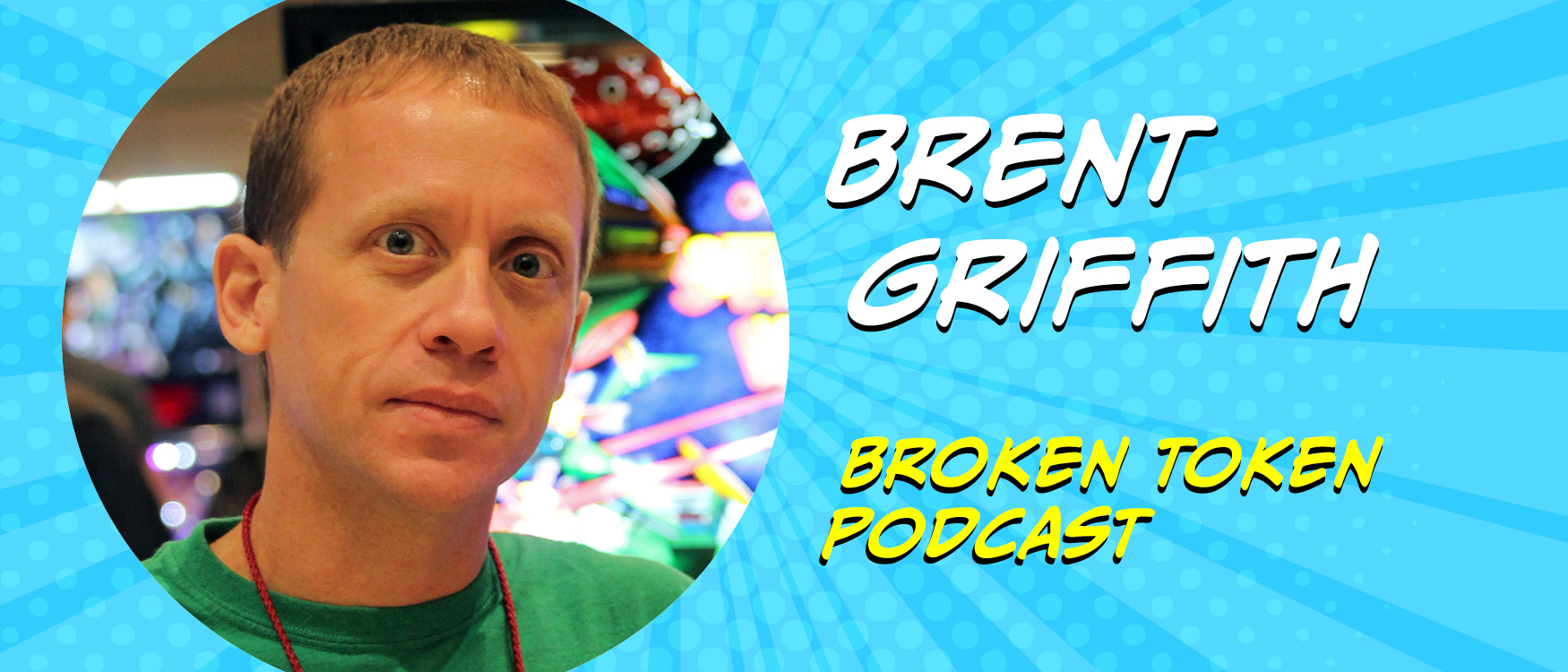 Music City Multi Con Guest - Brent Griffith
