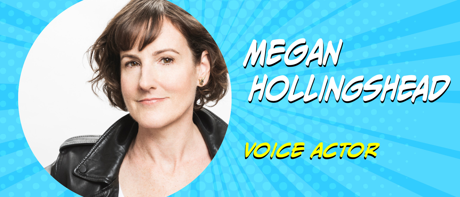 Music City Multi Con Guest - Megan Hollingshead