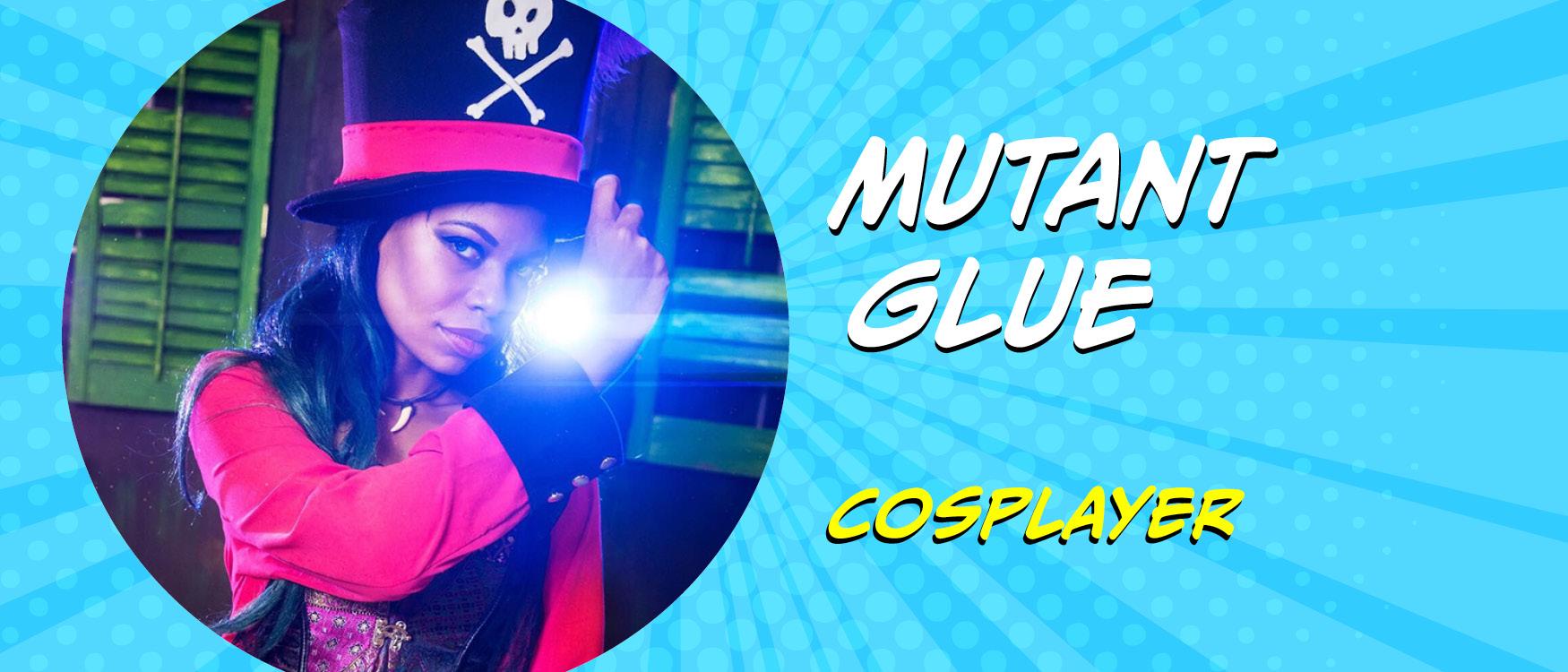 Music City Multi Con Guest - Mutant Glue