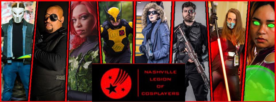 Nashville Legion of Cosplayers