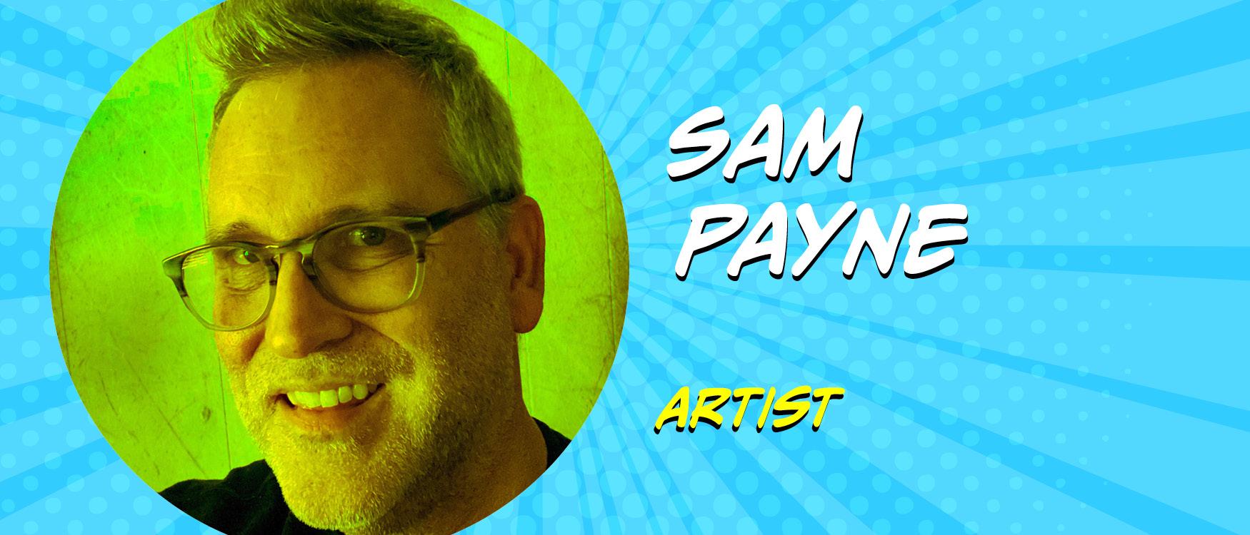 Music City Multi Con Guest - Sam Payne