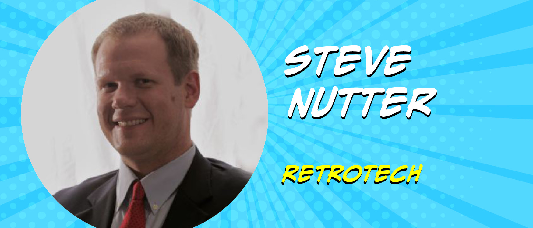 Music City Multi Con Guest - Steve Nutter
