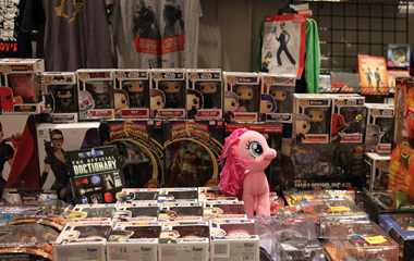 Vendors at Music City Multi Con - Nashville Comic Con